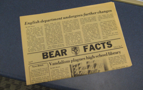 "Bear Facts Flashback: Comic Books are more than ""just for laughs"""