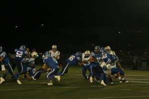 Bears top Warren Blue Devils Friday night