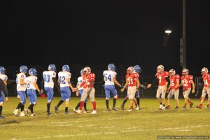 LZHS Football vs. Mundelein