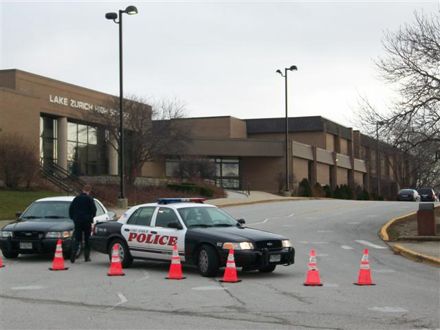 Suspicious package at LZHS cleared as empty camera case