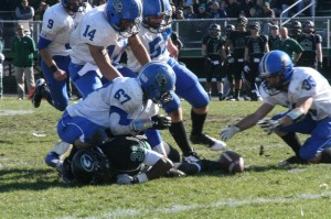 Lake Zurich pulls off upset against Glenbard West