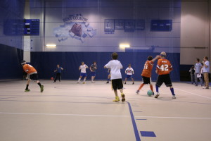 Middle school dodge ball tournament raises money for Charity Bash