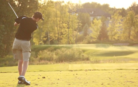 Seniors look to leave golf team on par