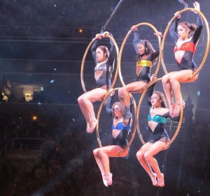Fierce Five tours Chicago