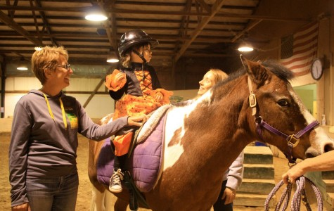 A look at equestrian therapy