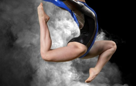 One gymnast challenges tradition
