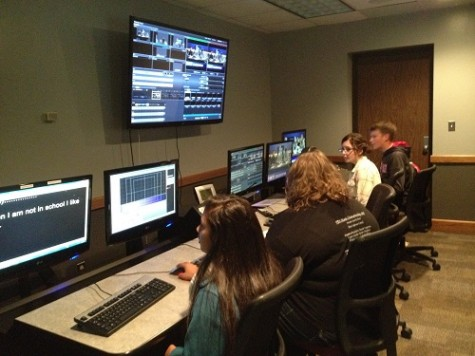 Journalism program attends fall conference