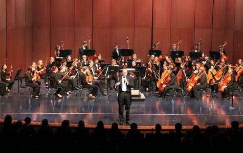Orchestra prepares for first concert of the year
