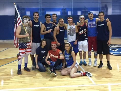 Dodgeball tournament to raise money for Charity Bash