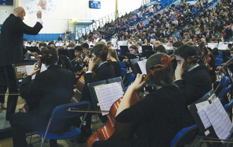 District festival unites all orchestra students