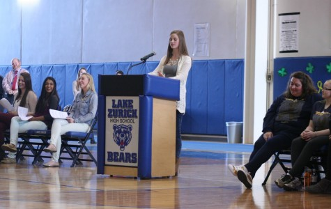 Dedicated to change: a senior's mission to change LZHS
