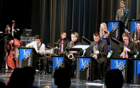 Jazz band performs Thursday