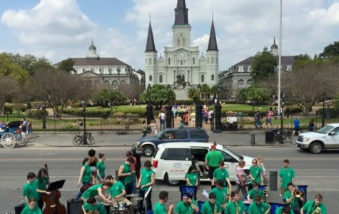 Jazz Band to travel to New Orleans