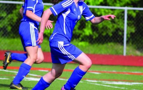 March Highlights: girls' soccer