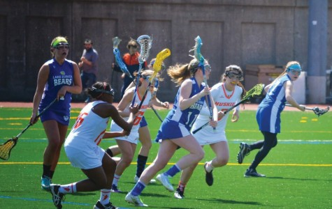 March Highlights: girls' lacrosse