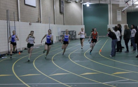 March Highlights: girls' track