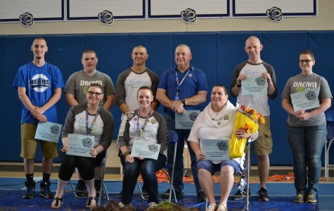 Spring Assembly celebrates achievements of students