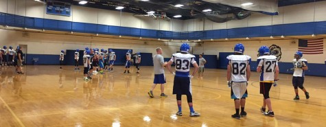 Summer camps moved inside due to weather