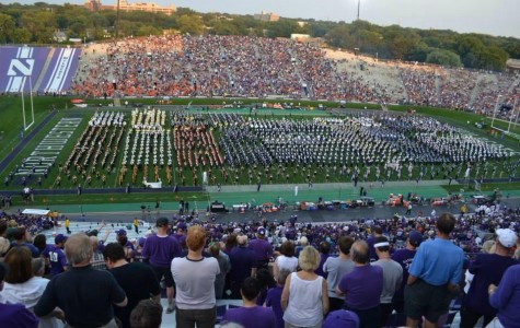 Band to play in Northwestern halftime show