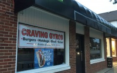 Craving Gyros opening soon in downtown Lake Zurich