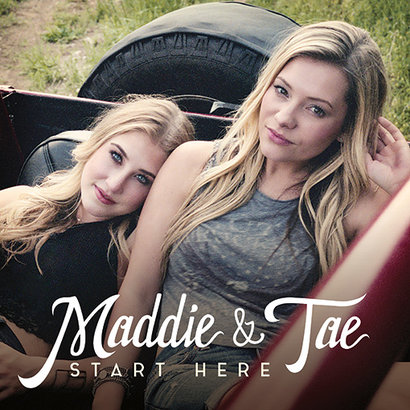Start Here climbs country charts