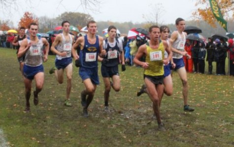 Boys cross country team crowned Sectional Champions, qualifies for State