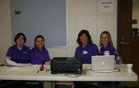 EKG testing screens students for heart health