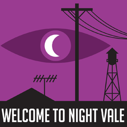 A alternate reality within a podcast: Welcome to Night Vale