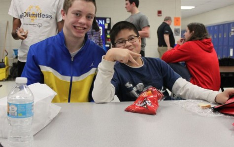 Lunch Buddies: Where every student is treated like a regular kid