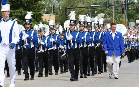 Marching band to perform in Memorial Day parade