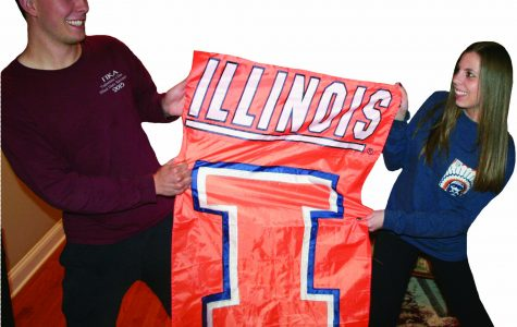 Last of an LZHS legacy: senior follows in her family's footsteps from high school to college