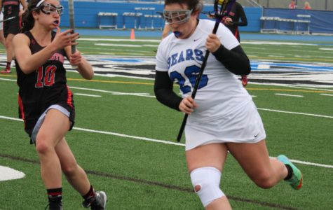 Girl's lacrosse game to support Salute, Inc.