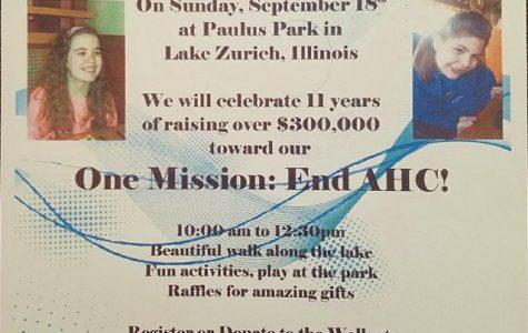 LZ family raises money for rare neurological disorder