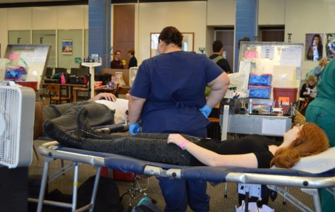 Fall Blood Drive: It's a Beautiful Day to Save Lives