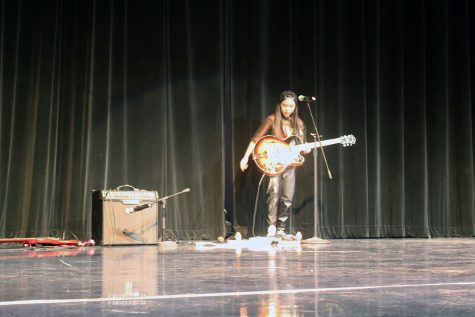 Wide array of talents on display at Talent Show