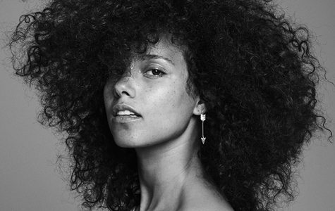 Girl no longer on fire: Alicia Keys' Here could be better