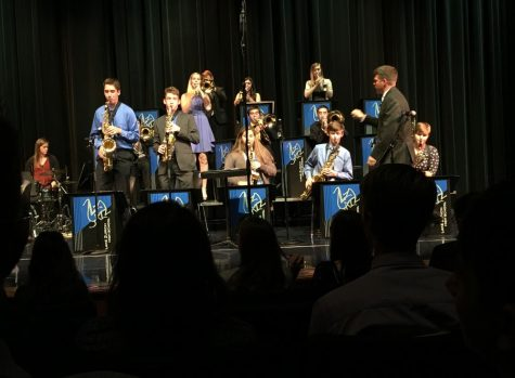 First jazz concert of the year a success