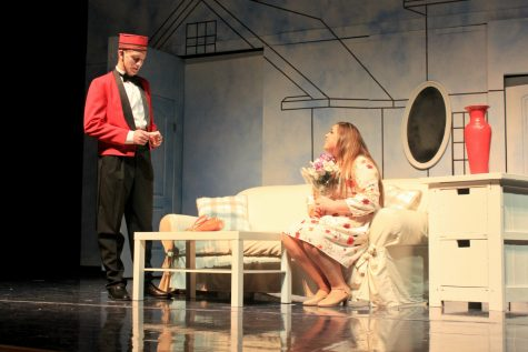LZHS Drama gives love a darker twist with production of LOVE/SICK