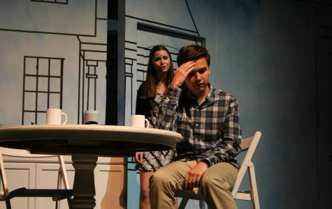 Not some cliche play about romance: The fall production of Lovesick accurately portrays love