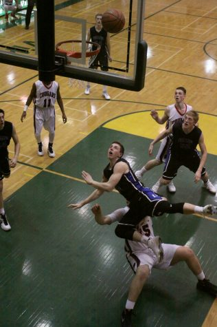 Boys basketball gets underway with annual North vs. South, Blue vs. White games