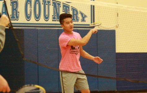 Senior duo emerges victorious at annual badminton tournament
