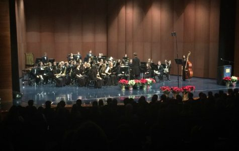 Band takes the PAC stage for the holidays