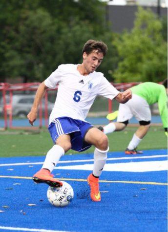 Kicking It Around the Globe: LZ Alum pursues soccer passion in Scotland