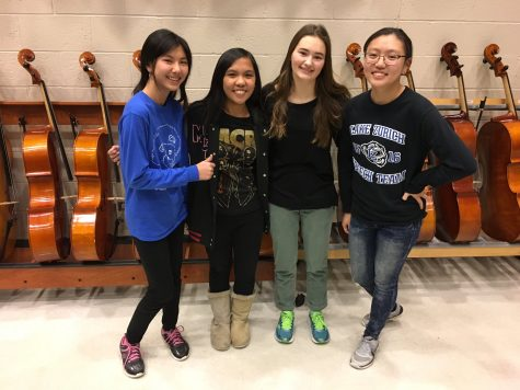 Top tier musicians selected as IMEA All State Orchestra members