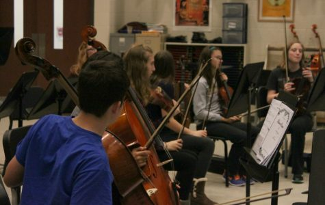 Orchestra concert to dive into Christmas music with new teacher