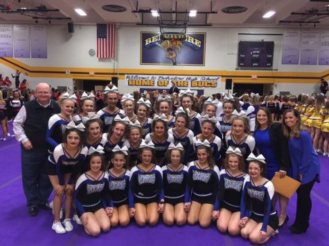LZVC is state-bound after third place finish at sectionals