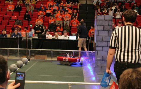 Robots take on Peoria regional