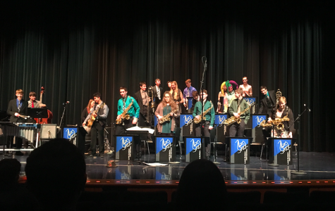 Jazz In Session! Jazz bands showcase talents at annual concert