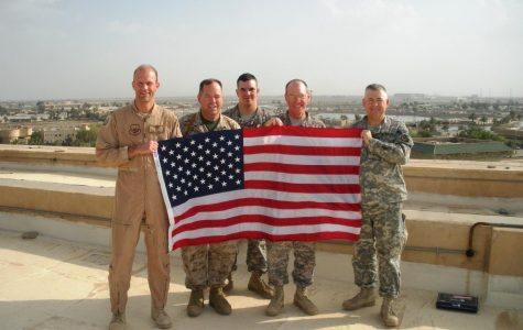 A contribution like no other: Bob Knuth's service to the Army and LZHS