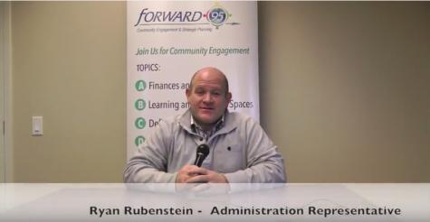 Forward 95 team creates strategic plan for district